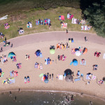 Luftbilder Xantener Südsee