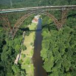 Ssanierung Müngstener-Brücke