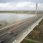 marode Autobahnbrücke der A1 bei Köln