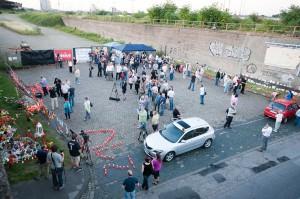 Jahrestag Loveparade Duisburg